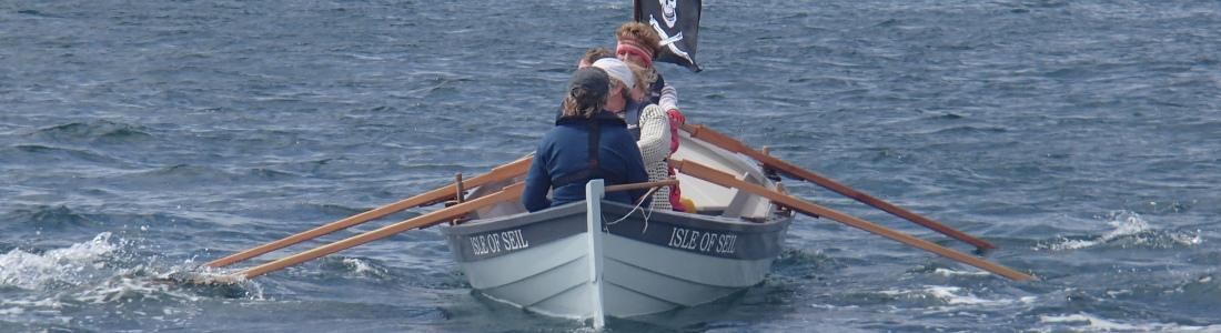 Selkie, the Seil skiff