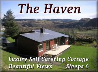 The Haven luxury holiday cottage sleeps 6
