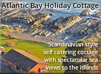 Atlantic Bay Cottage, Isle of Seil